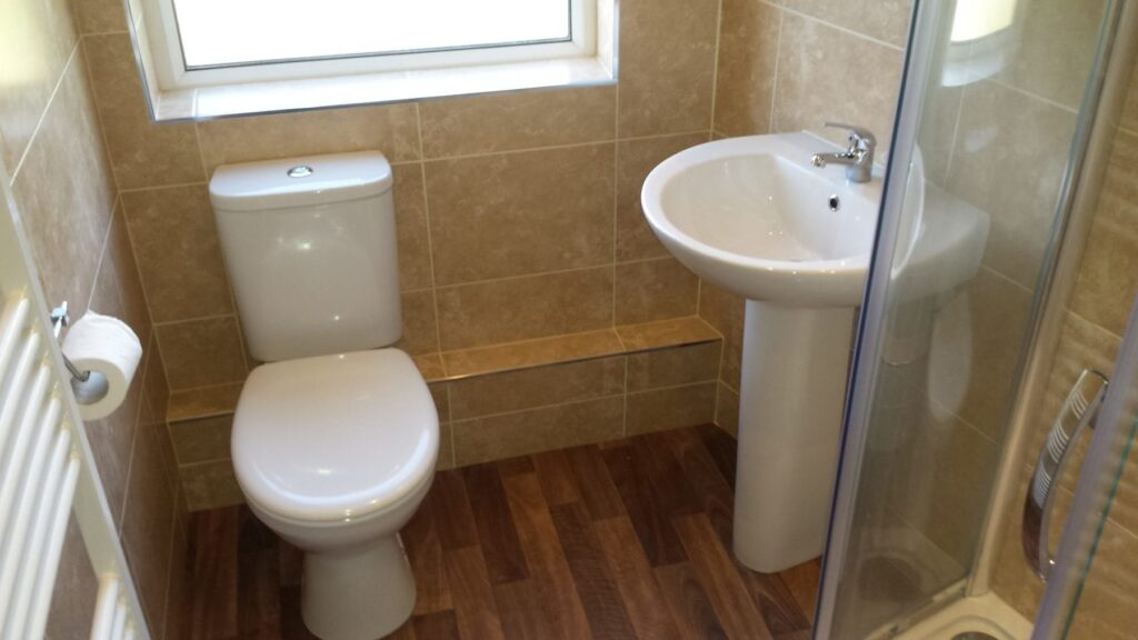 Fitted Bathrooms In Bolton: Mrs Alstead, Bathroom In Bolton