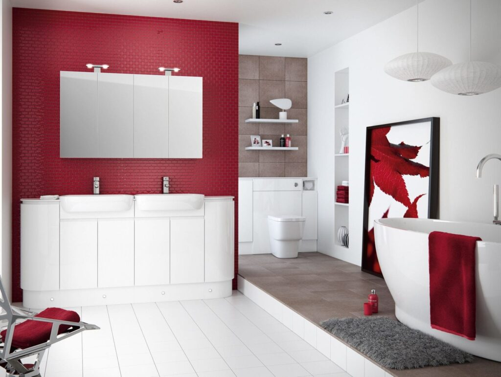Fitted Bathrooms In Bolton: Bathroom Fitted Furniture At Oldfield Bathrooms & Kitchens