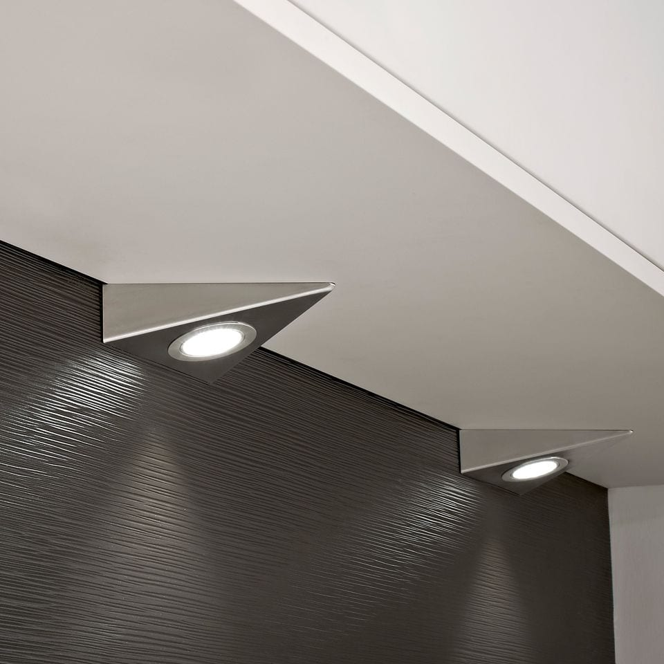 Kitchen Cupboards Lights Sensio Lighting Solutions For Your Kitchen Bathrooms And