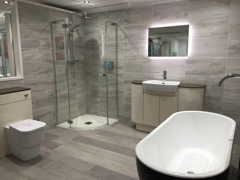There s loads but it may give you some inspiration  All the products that  you can see in the pictures are available in our new bathroom brochure. New bathroom showroom for PJH Group HQ   Bathrooms and Kitchens