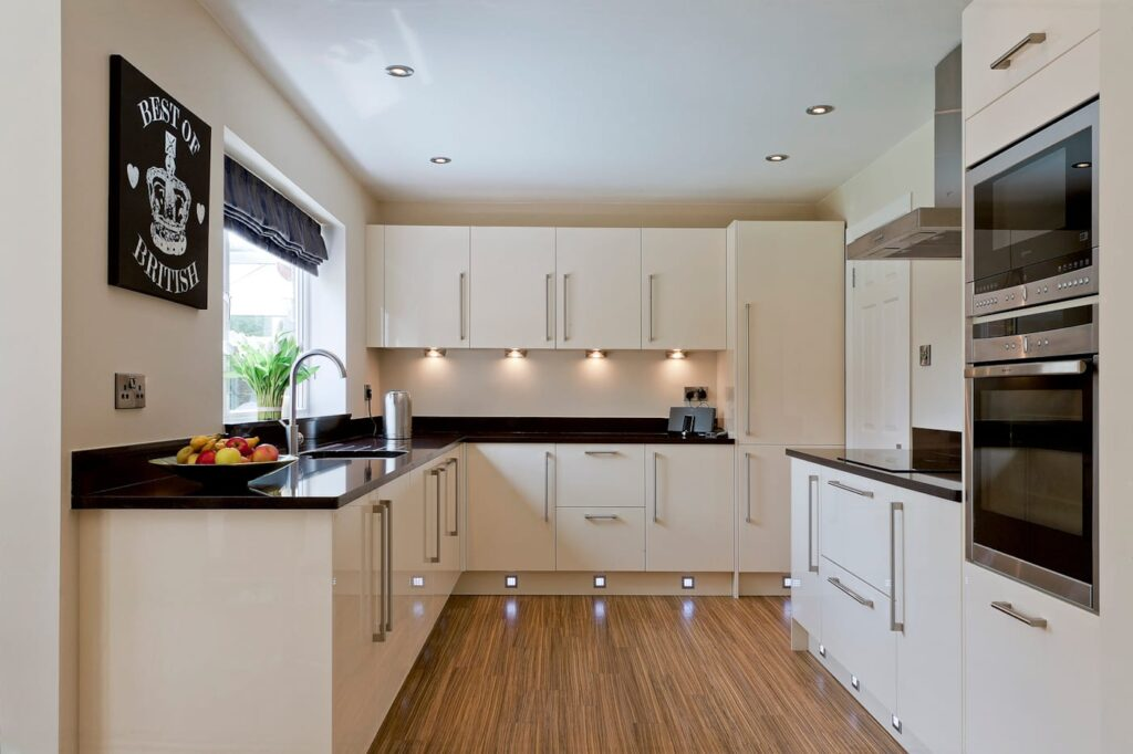 Before & After kitchen in Bolton!