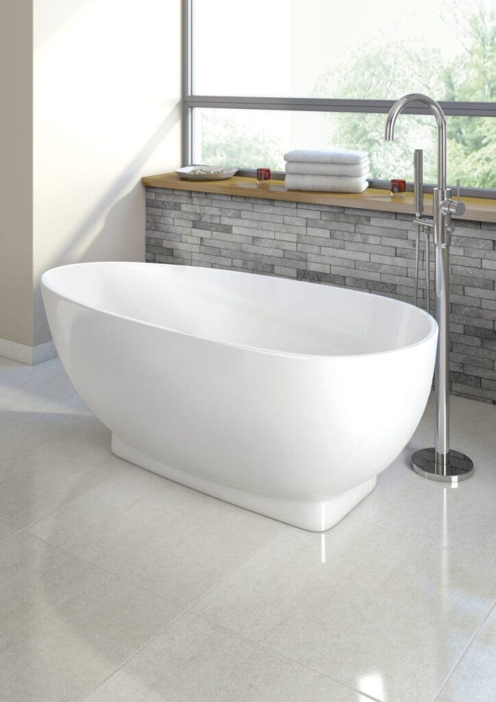 Free Standing Baths Making A Style Statement Bathrooms