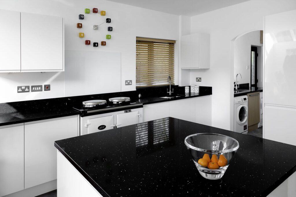 Dr & Mrs Crank, kitchen in Heaton