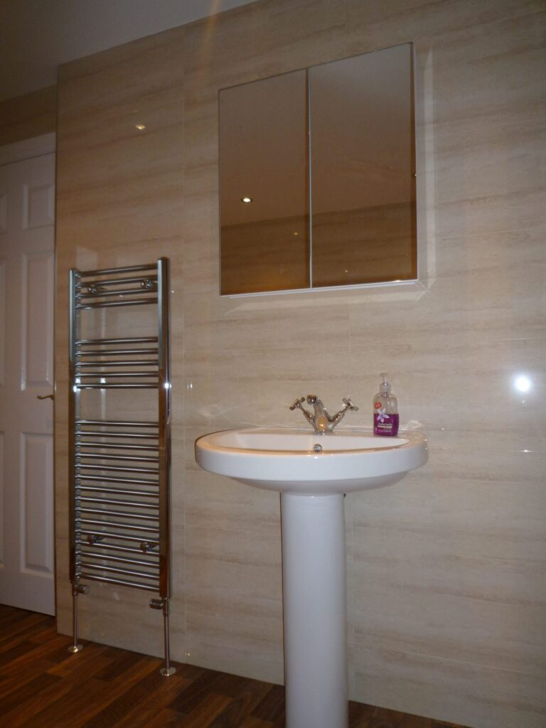 Bathroom Renovation Completed In Atherton Bathrooms And Kitchens Bolton Bury Wigan