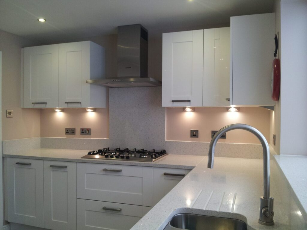 Mr Amp Mrs Lever Kitchen In Bolton Bathrooms And Kitchens