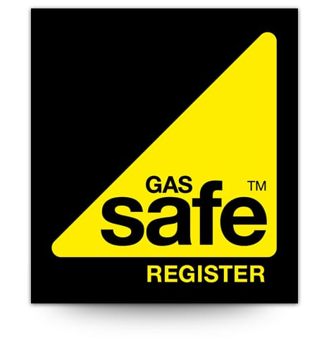 Gas Safe engineer with Oldfield