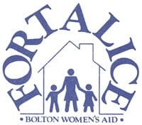 Supporting local charity, Fortalice