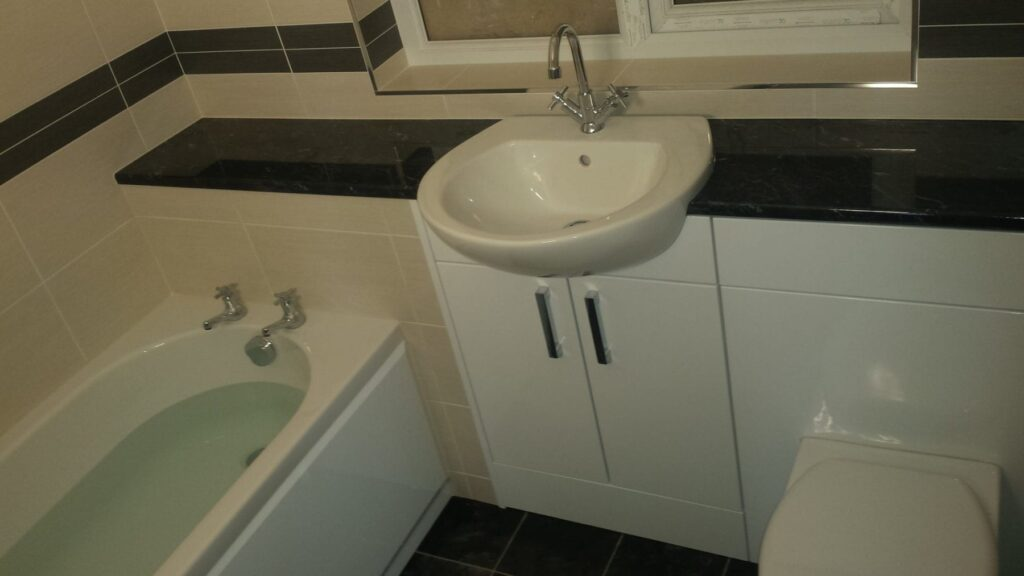 Fitted Bathrooms In Bolton: Mr Lonsdale, Bathroom In Bolton
