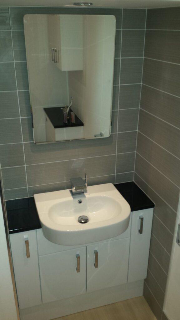 En-suite bathroom in Heaton