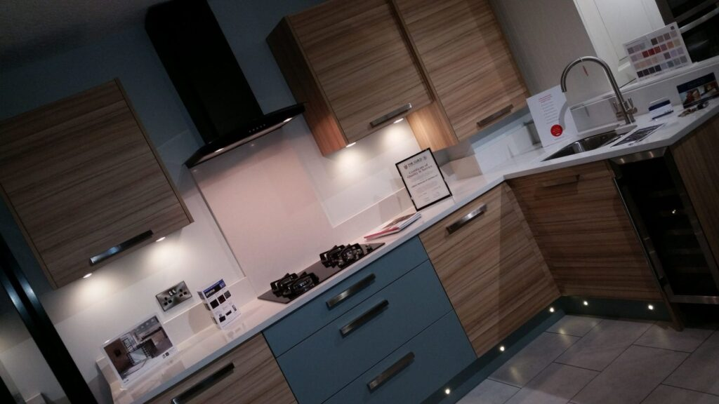Oldfield Bathrooms & Kitchens Bolton showroom