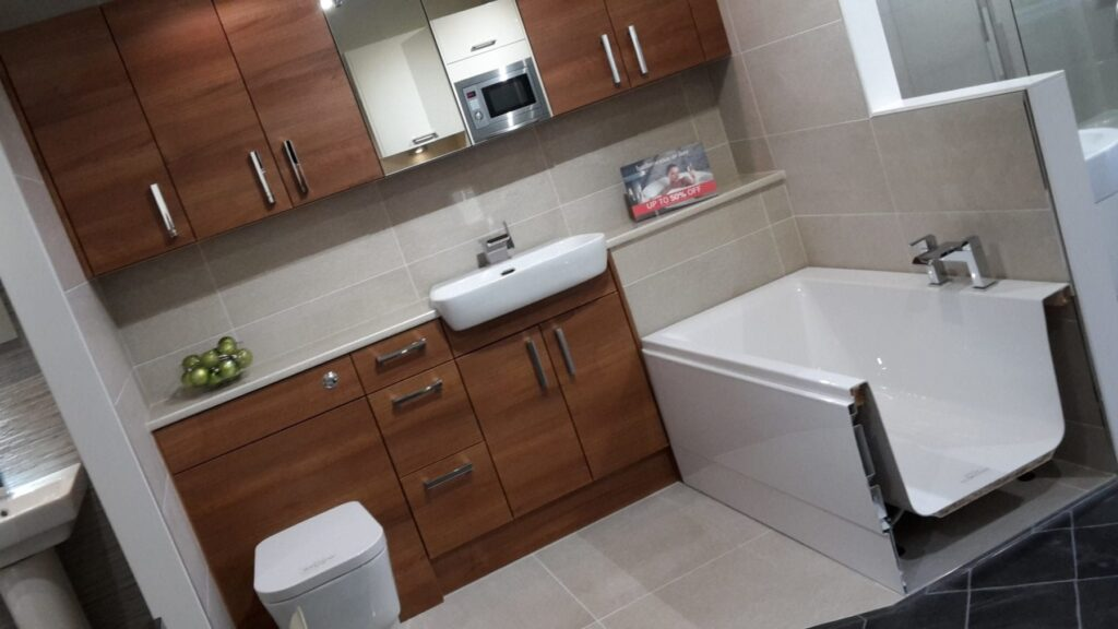The best Bathroom supply & installation company in Bolton!