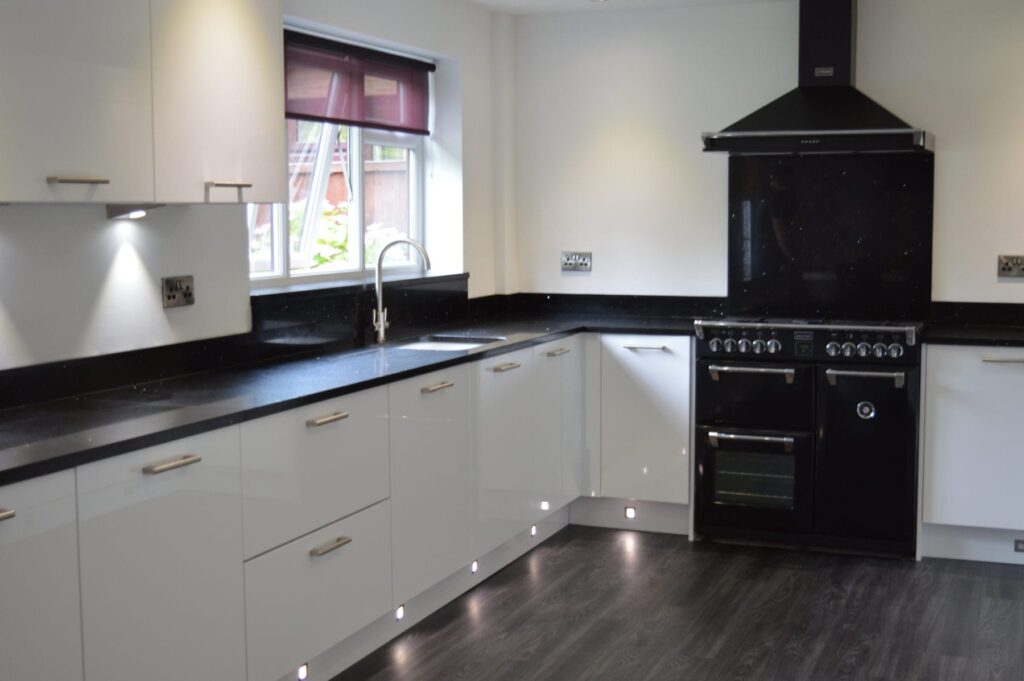 Mr Amp Mrs Urey Kitchen In Westhoughton Bathrooms And