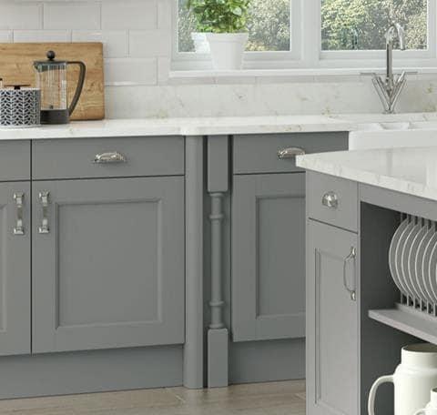 Kitchen handle inspiration